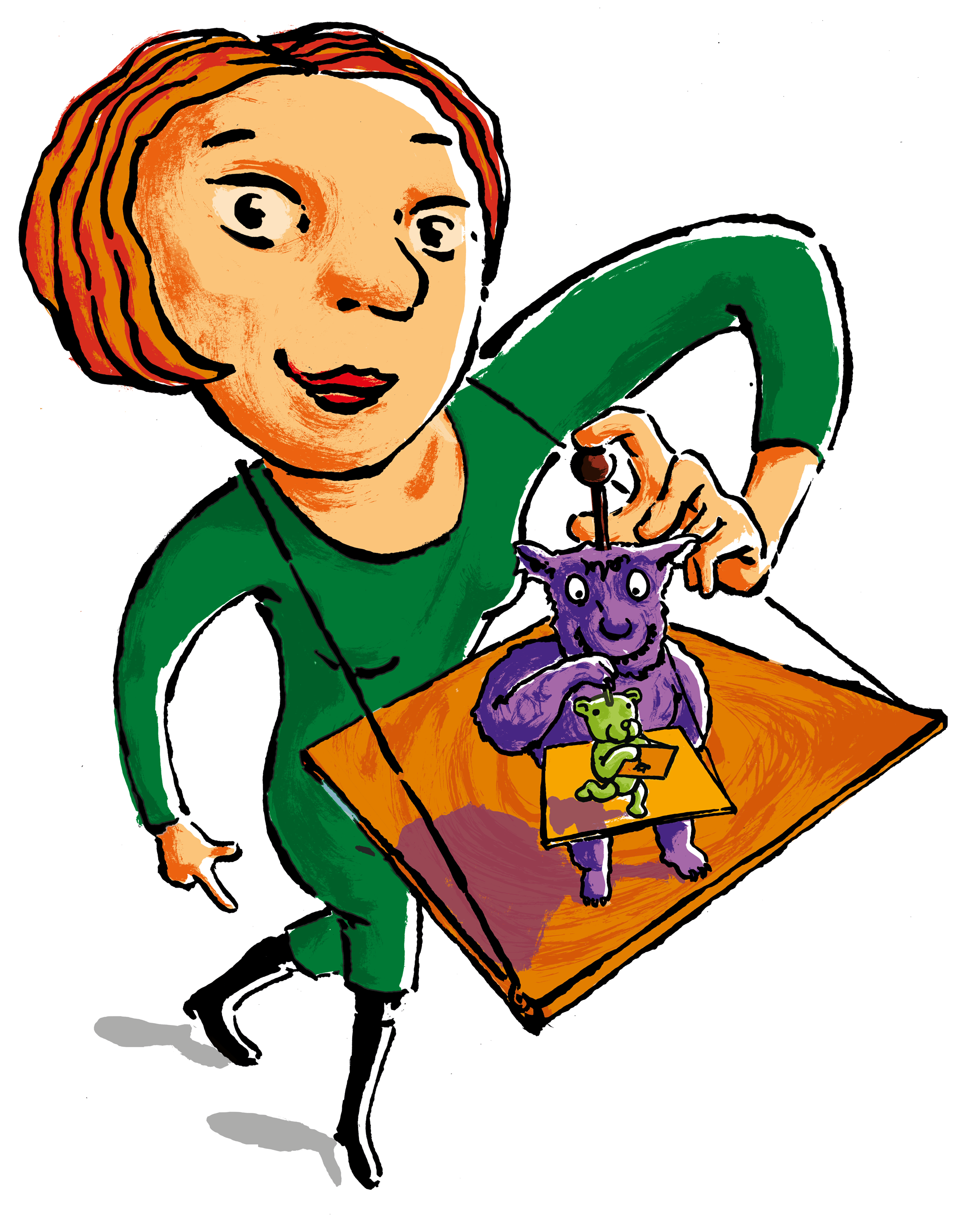 Fantasievolles Figurentheater für Kinder   Mannheim.de