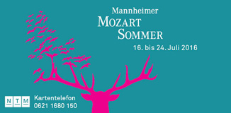Mannheimer Mozartsommer 2016