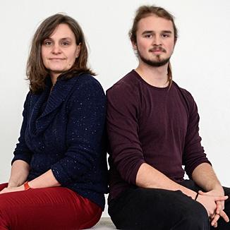 Ursula Schmidt-Güthlein und Johannes Kinzig