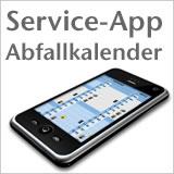 Service-App Abfallkalender