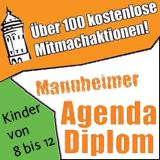 Agenda-Diplom für Kinder von 8 bis 12 Jahren