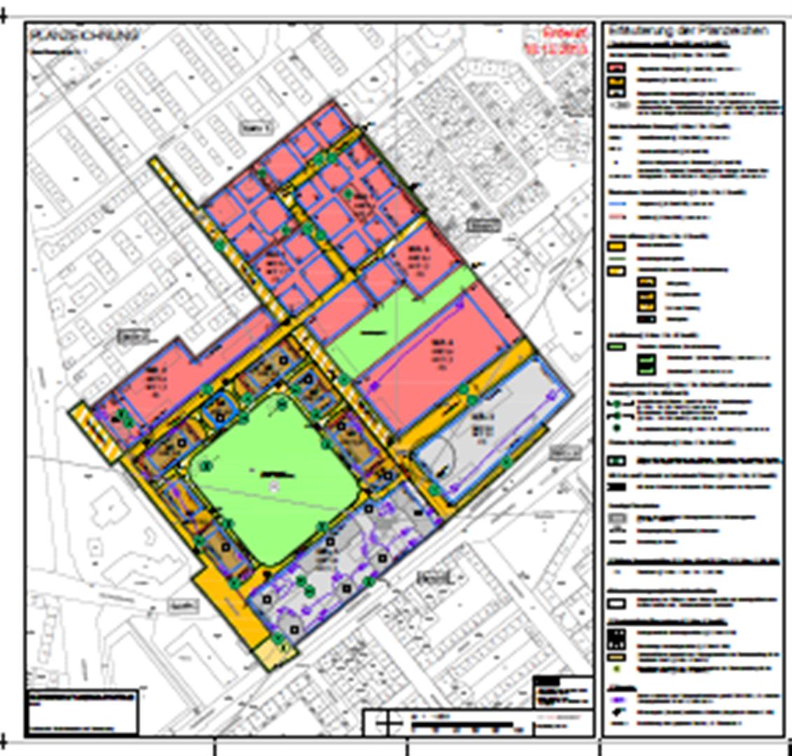 entwurf zum bebauungsplan turley areal beschlossen