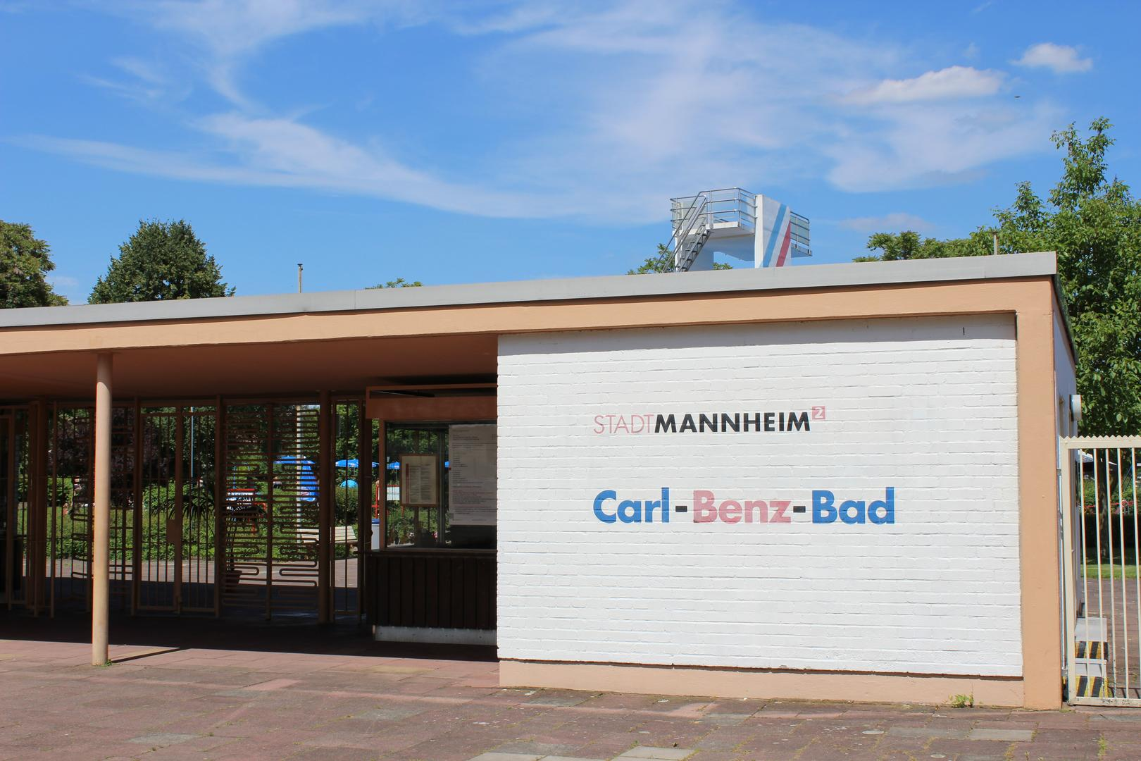 Carl-Benz-Bad | Mannheim.de