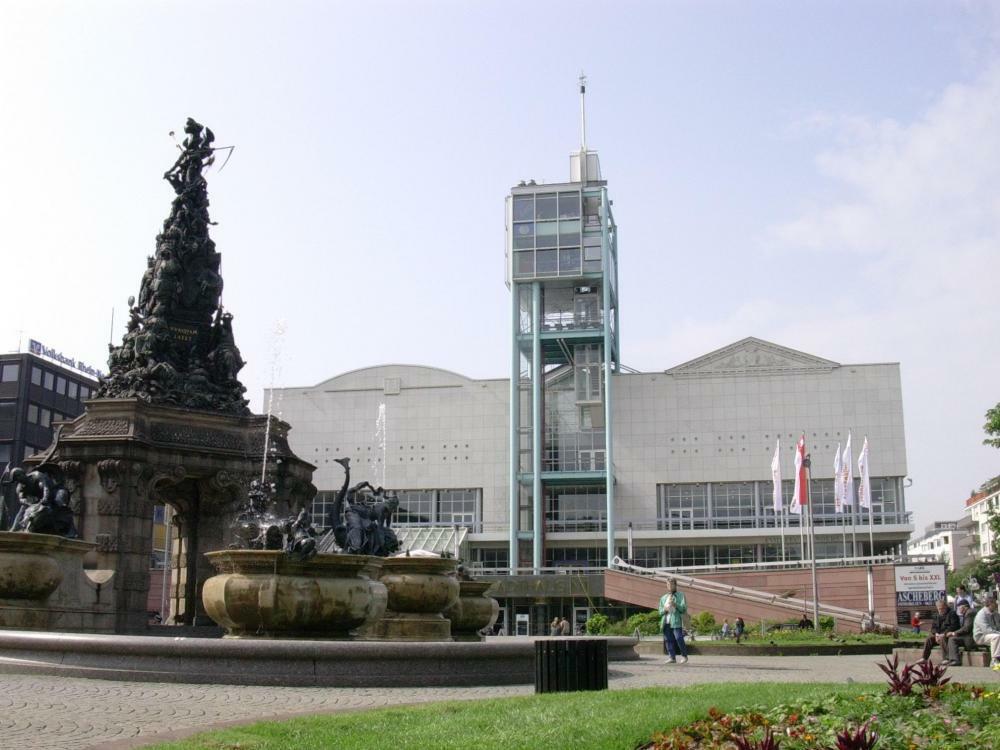 Stadthaus Mannheim