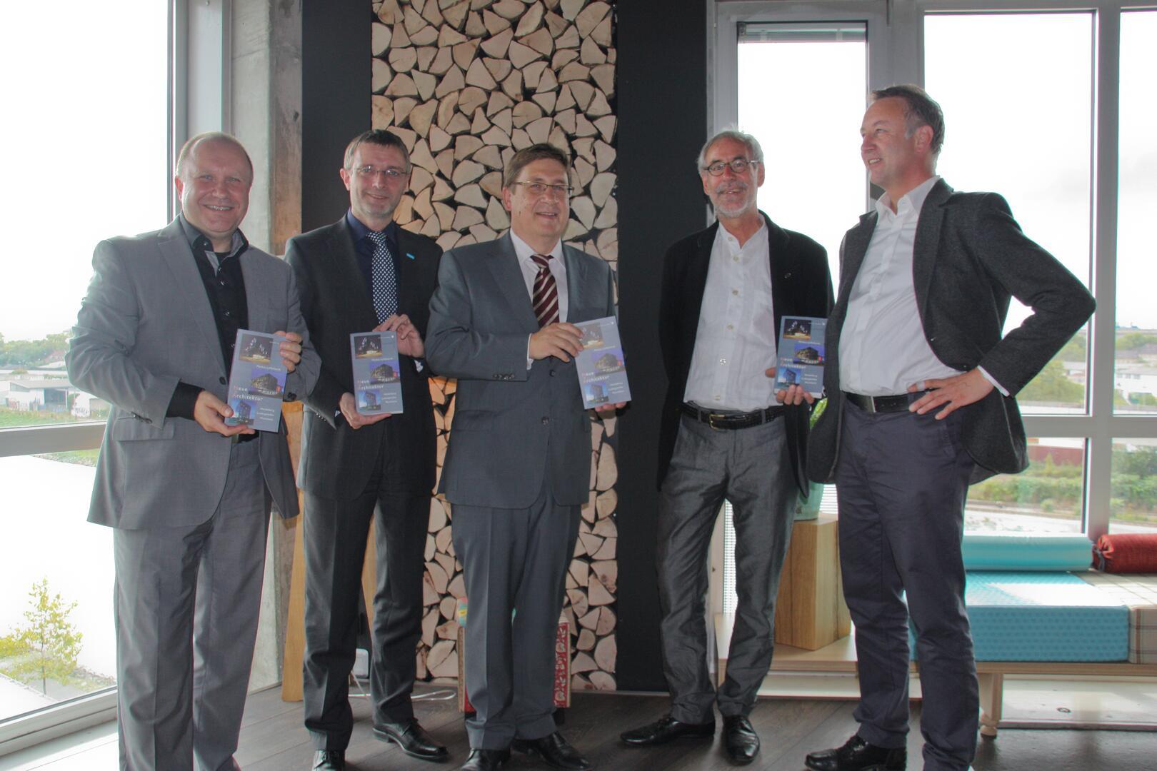 Buchpr sentation neue architektur heidelberg - Architektur mannheim ...