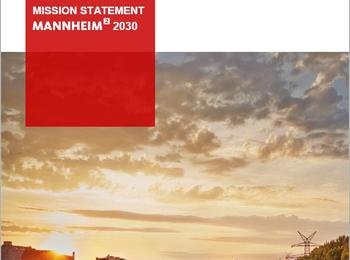 Mission Statement Mannheim 2030